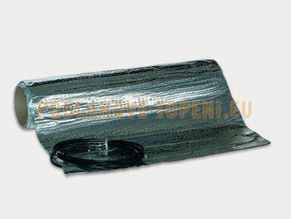 Topná rohož AL MAT 80/1,25 - plocha 1,25 m2, podlahové topení pod plovoucí podlahy do koupelny