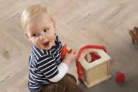 BIO - Vinylové podlahy ? Doprajte zdravie vaším deťom.