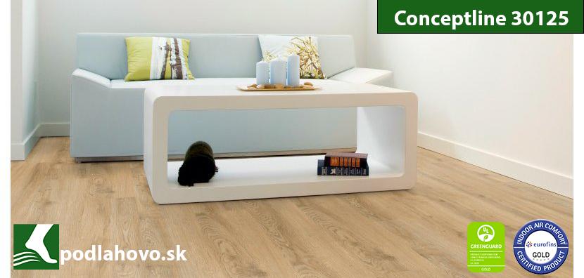 Conceptline Acoustic Click 30125 4V Dub Neapol - vinylová podlaha