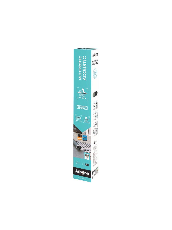 Podložka pod vinylové a laminátové podlahy Arbiton Multiprotec Acoustic 3in1