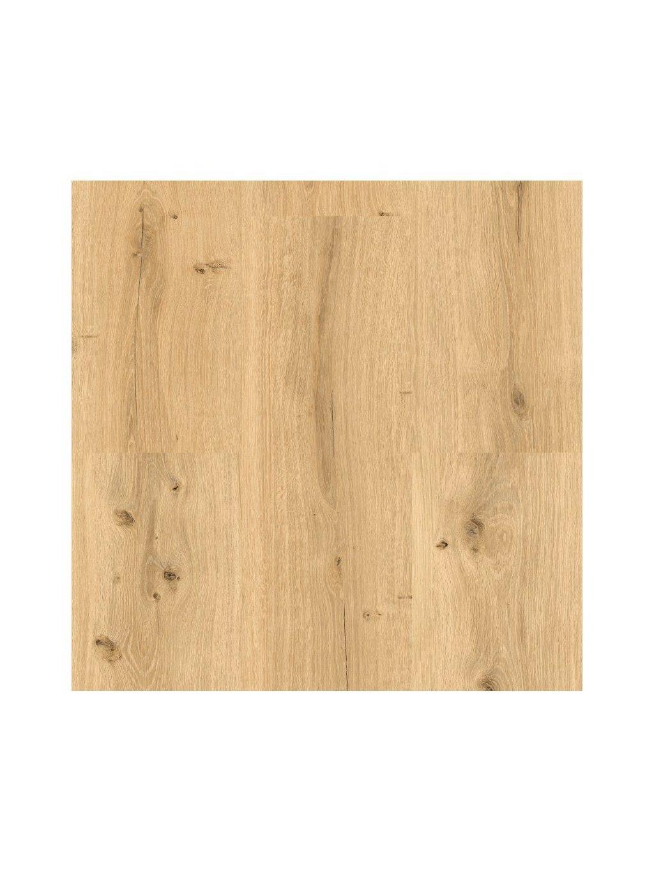 Plovoucí vinylová podlaha na HDF desce s korkem Ecoline Click 9591 Dub královský světlý