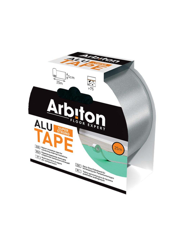 Alu páska ke spojování jednotlivých podložek pod podlahy ALU TAPE
