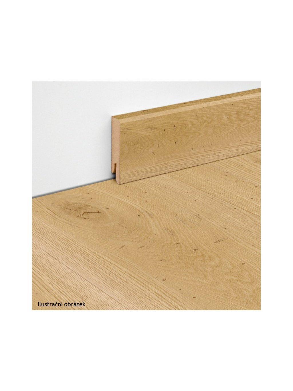 Soklová lišta k podlaze Expona Clic 19 dB ilustrační obrázek