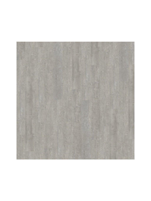 Vinylová zámková podlaha s integrovanou akusticku podložkou Karndean Projectline Acoustic Click 55601 4V Cement stripe světlý 2