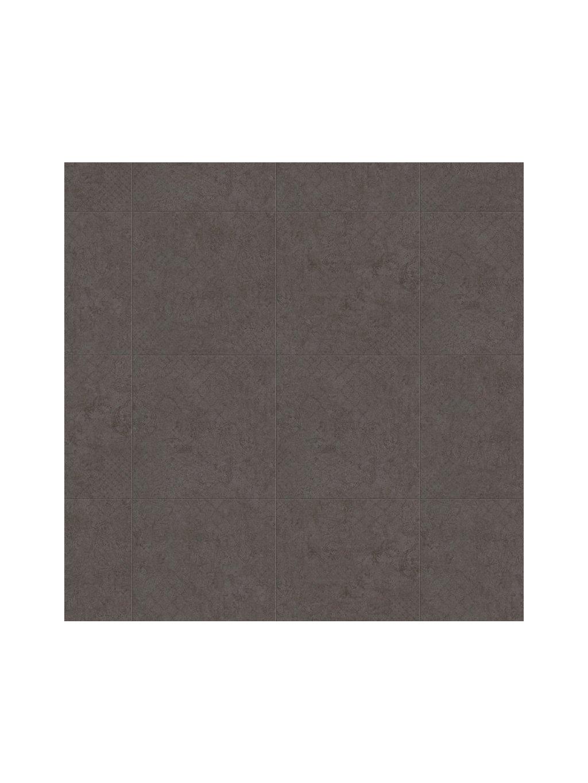 vinylova podlaha samoleziaca 2587 dark grey ornamental