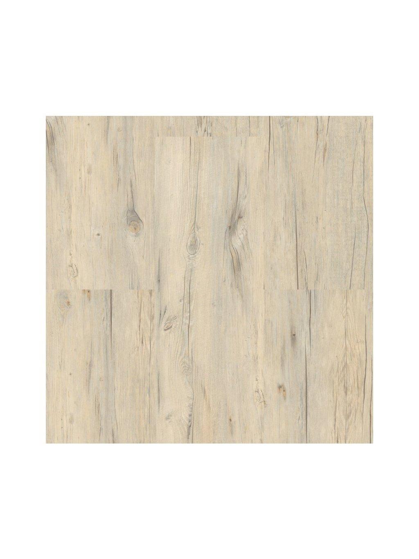 Plovoucí vinylová podlaha na HDF desce s korkem Ecoline Click 9503 Borovice bílá rustikal