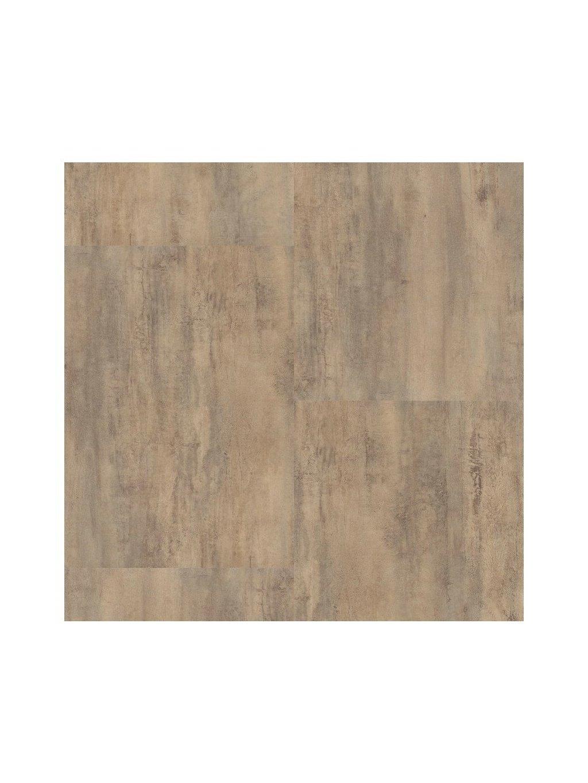 Vinylová zámková podlaha na kompozitní desce Aquafix Object Click 5704 Beton krémový