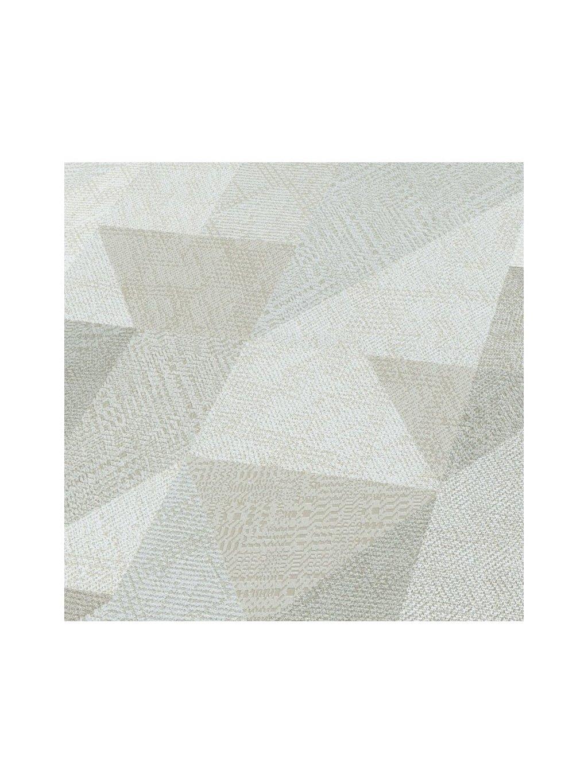 Vinylové lepené podlahy podlahy do kuchyně Objectflor Expona Domestic P1 5848 Beige Geometric2