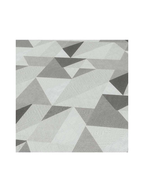 Lepená podlaha vinylová podlaha do kuchyně Objectflor Expona Domestic P2 5861 grey geometric