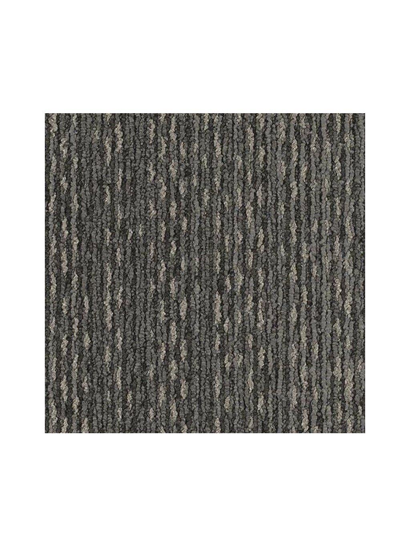 Šedý koberec kobercový čtverec Forbo Tessera In touch 3302 scribe