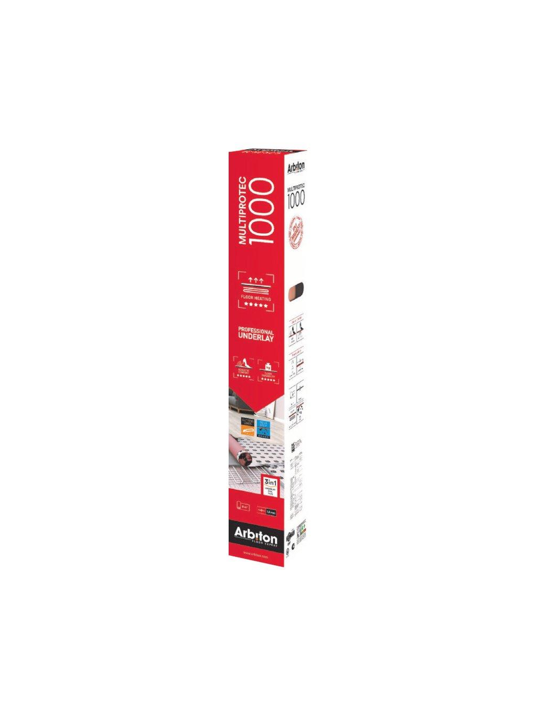 Podložka pod laminátové podlahy Arbiton Multiprotec 1000 3in1