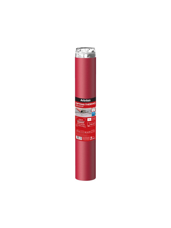 Podložka pod laminátové podlahy Arbiton Optima Thermo Aquastop 3in1