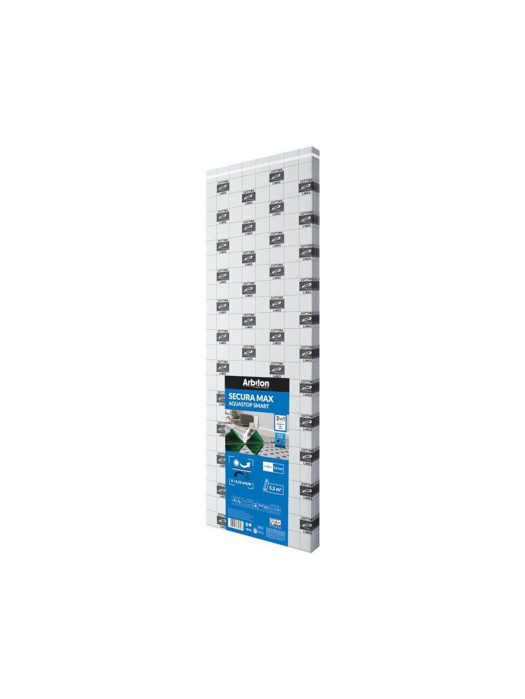 Podložka pod laminátové podlahy Arbiton Secura Max Aquastop Smart