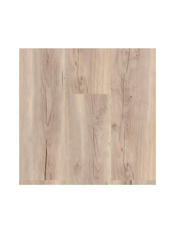 Plovoucí vinylová podlaha na HDF desce s korkem Ecoline Click 9522 Dub podzimní krémový