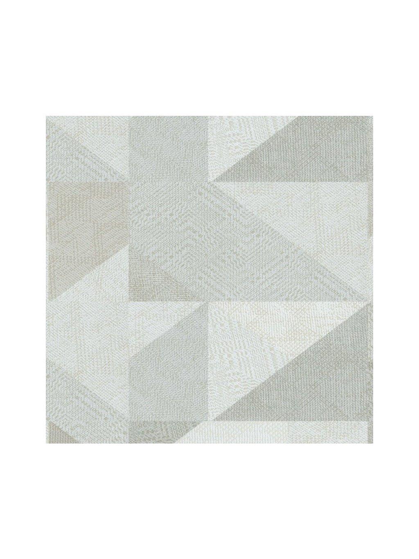 Vinylové lepené podlahy podlahy do kuchyně Objectflor Expona Domestic P1 5848 Beige Geometric