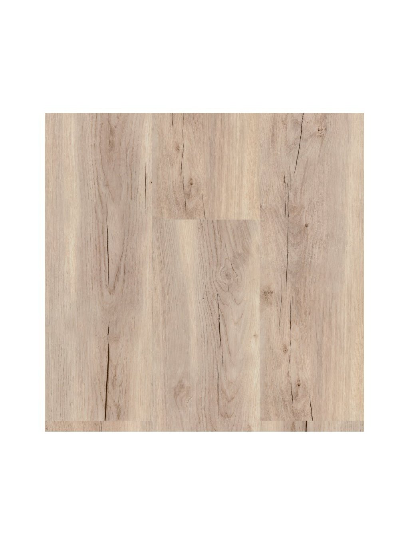 Vinylová podlaha plovoucí na kompozitní desce Aquafix Click 9522 Dub podzimní krémový