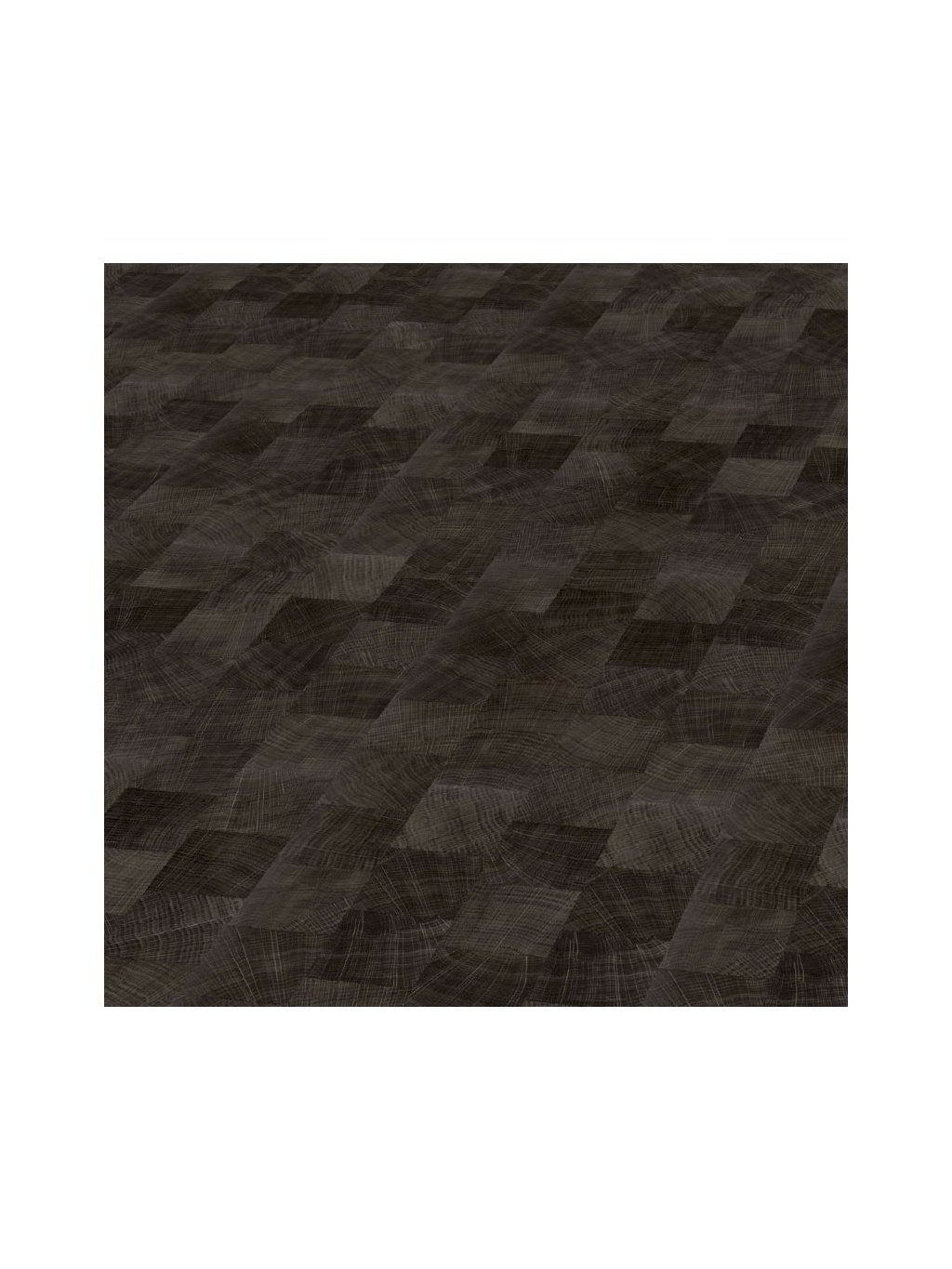 C13 5843 Dark Endgrain Wodblock