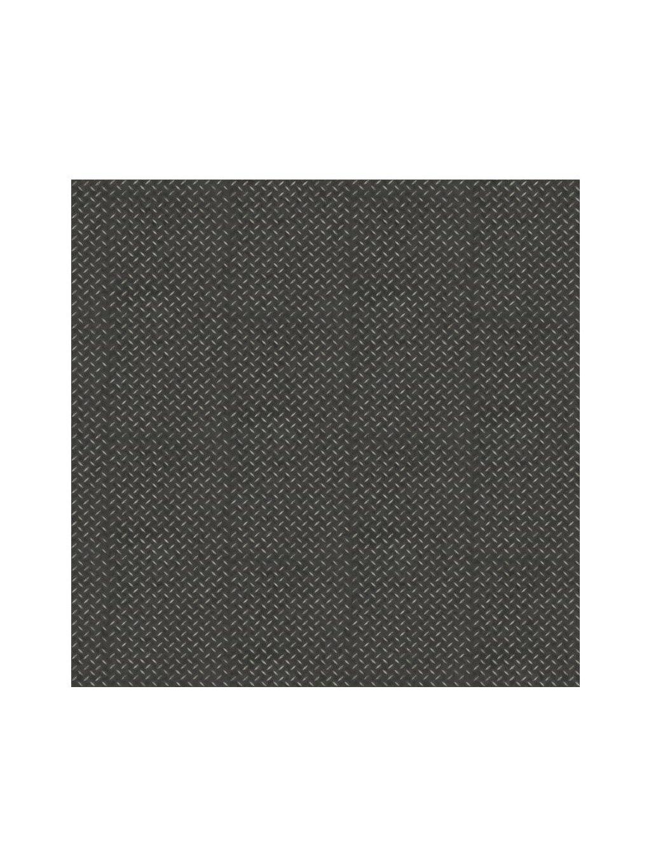 Expona Design 8122 Black Treadplate