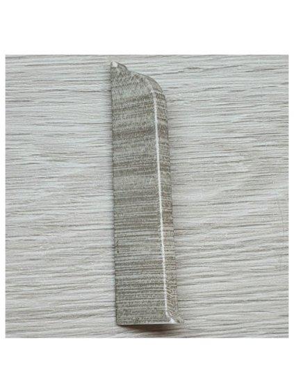 Soklová lišta k podlaze Afirmax BiClick 41022 (102) Scandinavian Oak koncovka levá
