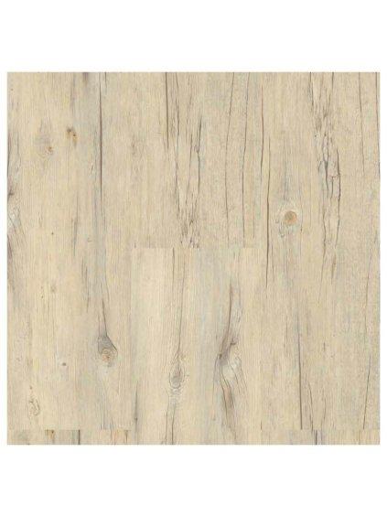 Vinylová podlaha plovoucí na kompozitní desce Aquafix Click 9503 Borovice bílá rustikal