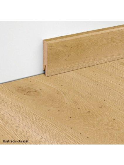 Soklová lišta k podlaze Expona Domestic ilustrační obrázek