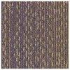 Fialový koberec kobercový čtverec Forbo Tessera In touch 3308 tapestry