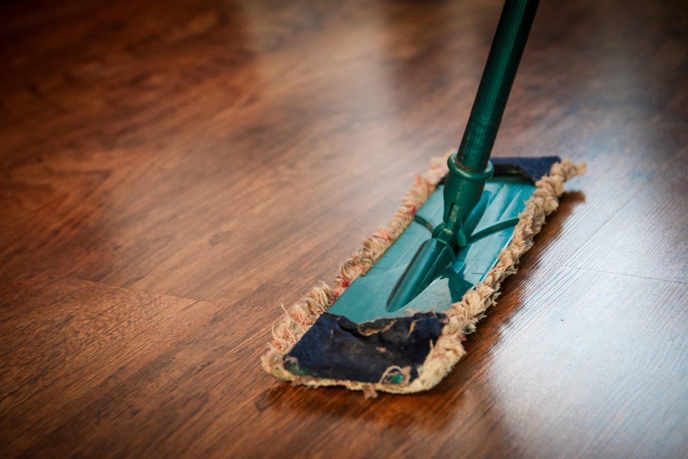 Údržba a čištění PVC