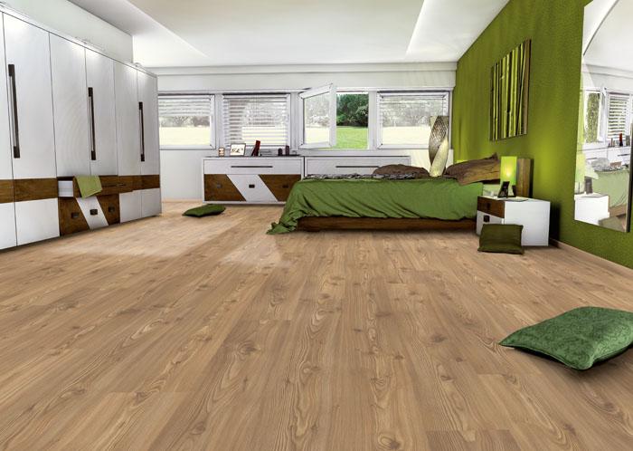 Laminátová plovoucí podlaha FLOORCLIC EMOTION