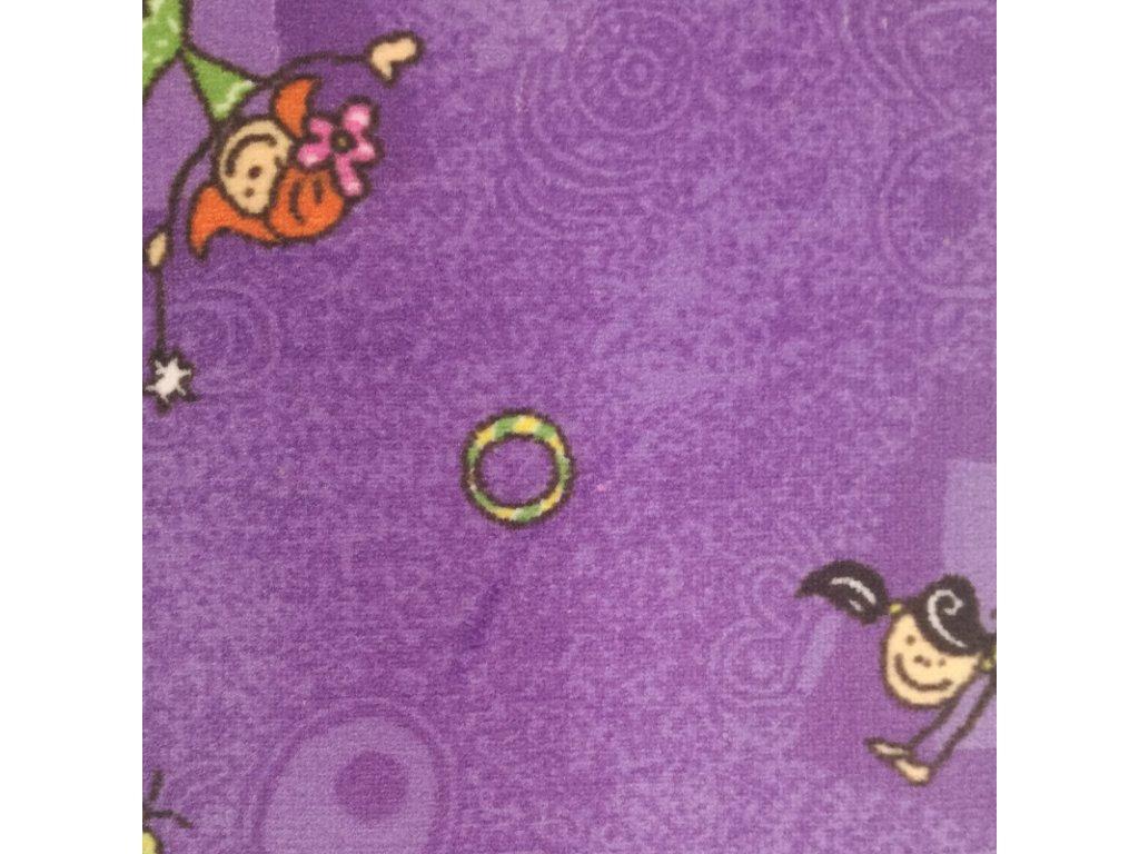 detsky koberec taniny 7496