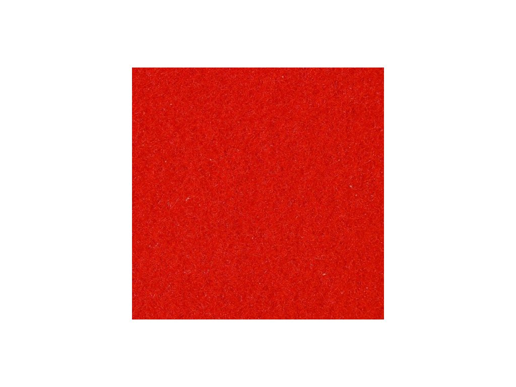 Svatební - slavností běhoun červený 1x3 m