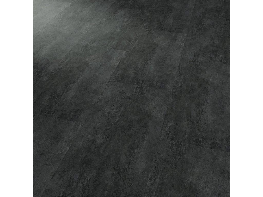 projectline 55605 metalstone cerny vinylova lepena podlaha