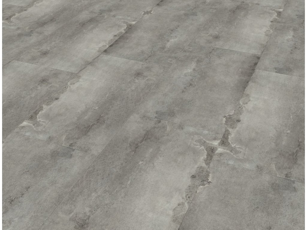 Design Stone Industrie Concrete Grey 9978 RIGID Click  Doprava zdarma po celé ČR