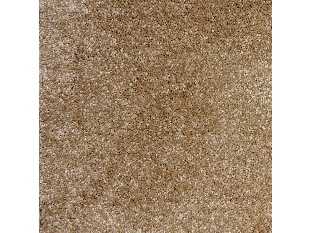 luxusni bytovy koberec silky road 5960 metraz hnedy