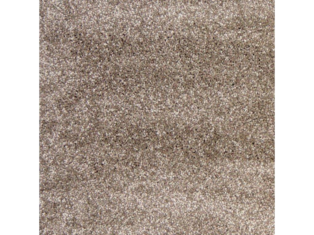 luxusni bytovy koberec silky road 5970 metraz hnedy