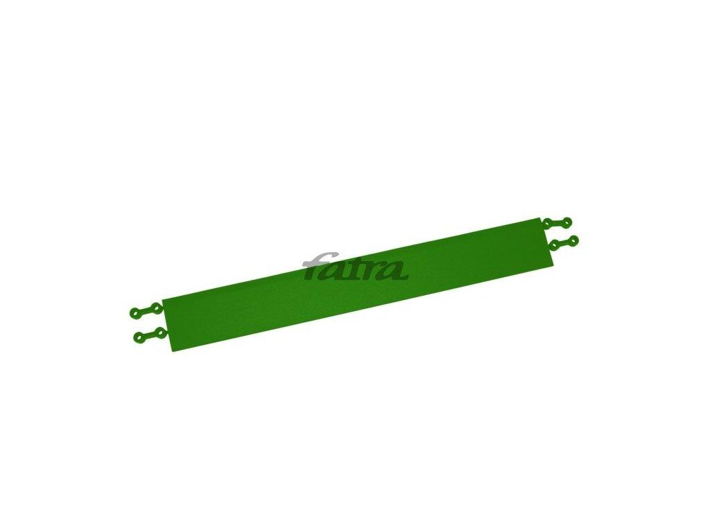 fatra terrasol ukoncovaci lista rovna zelena