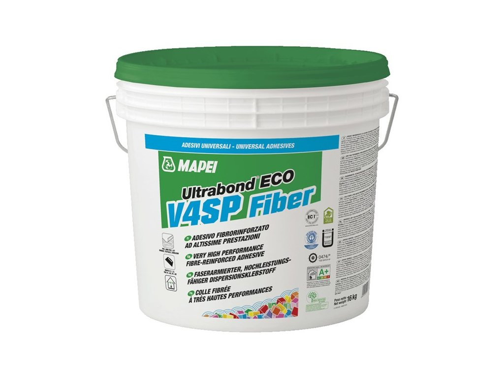 lepidlo na vinylovou podlahu ultrabond eco v4 sp fiber