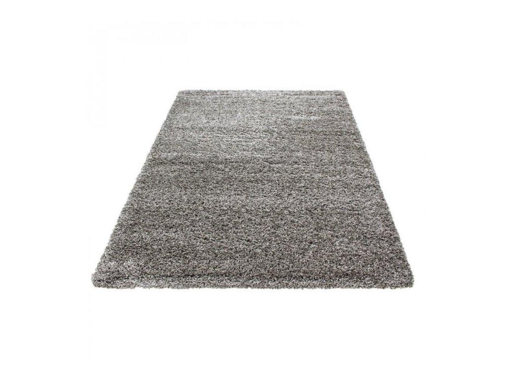 Kusový koberec Dream Shaggy 4000 taupe