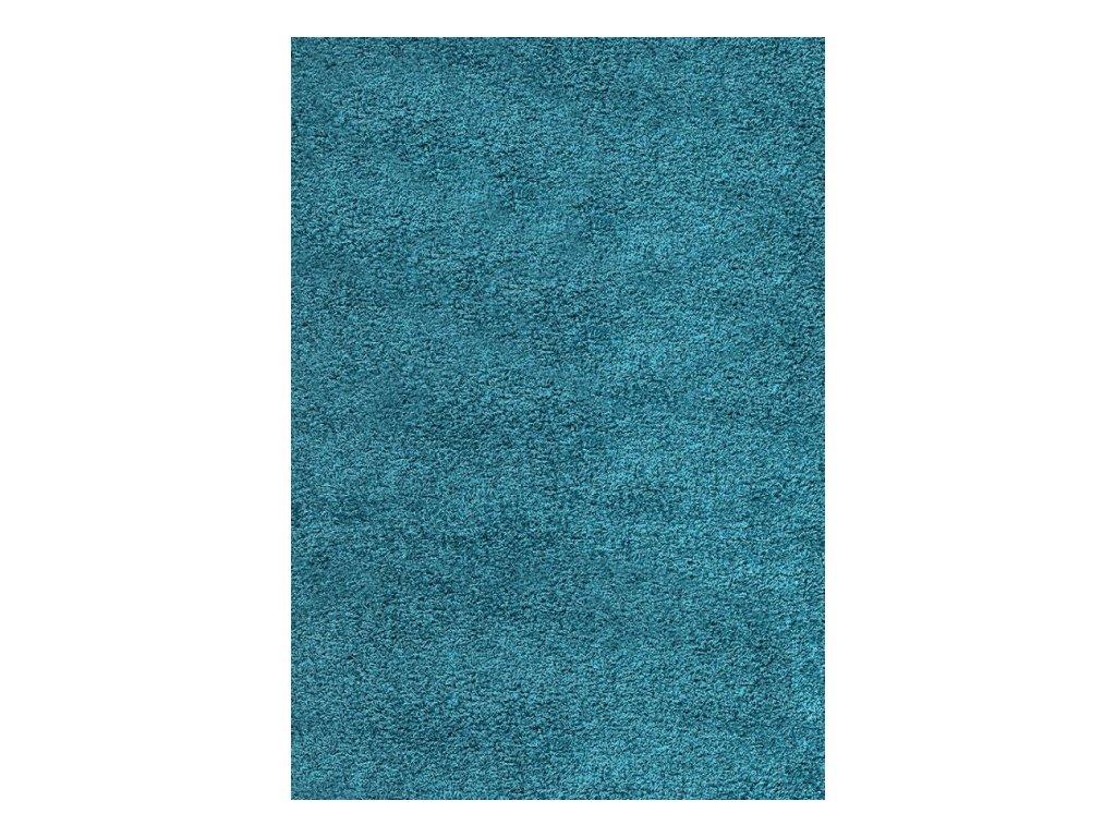 Kusový koberec Dream Shaggy 4000 tyrkys