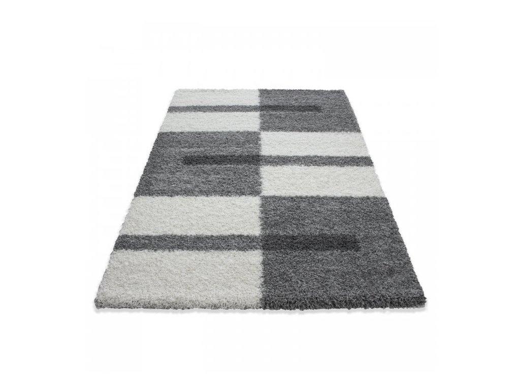 Kusový koberec Gala 2505 light grey