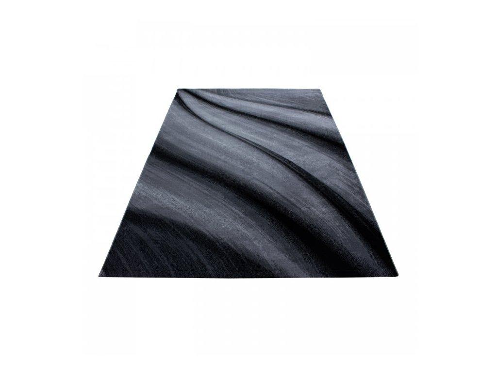 Kusový koberec Miami 6630 black