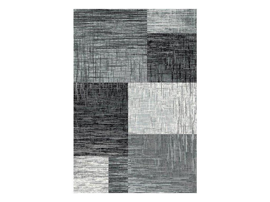 Kusový koberec Plus 8001 black