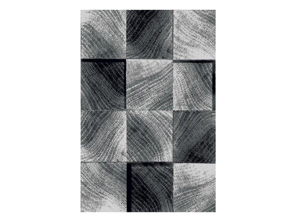 Kusový koberec Plus 8003 black