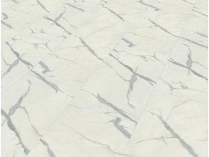 design stone marble white 9981 rigid click