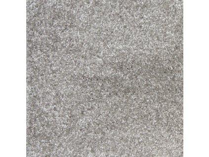 luxusni bytovy koberec silky road 2350 metraz sedy