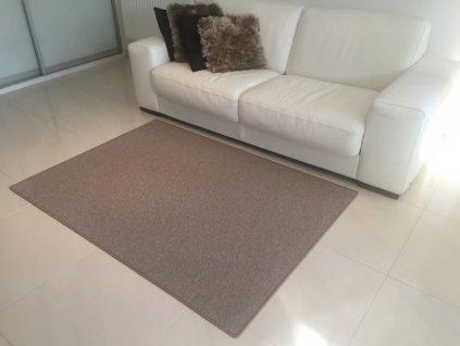 Kusový koberec Astra béžová