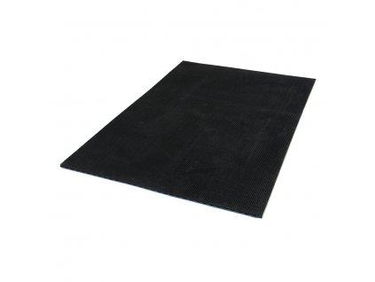 Gumová podlahová zátěžová rohož Permanent - 180 x 120 x 1,4 cm