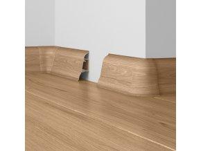 DÖLLKEN Sokl na stěnu SPEED / SLK 50 2,5 m (Dekor W482 Dub Baleárský kód 18)