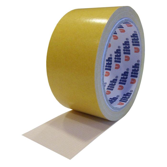 Textilní oboustranná lepící páska EURO TEX Délka: 5 m