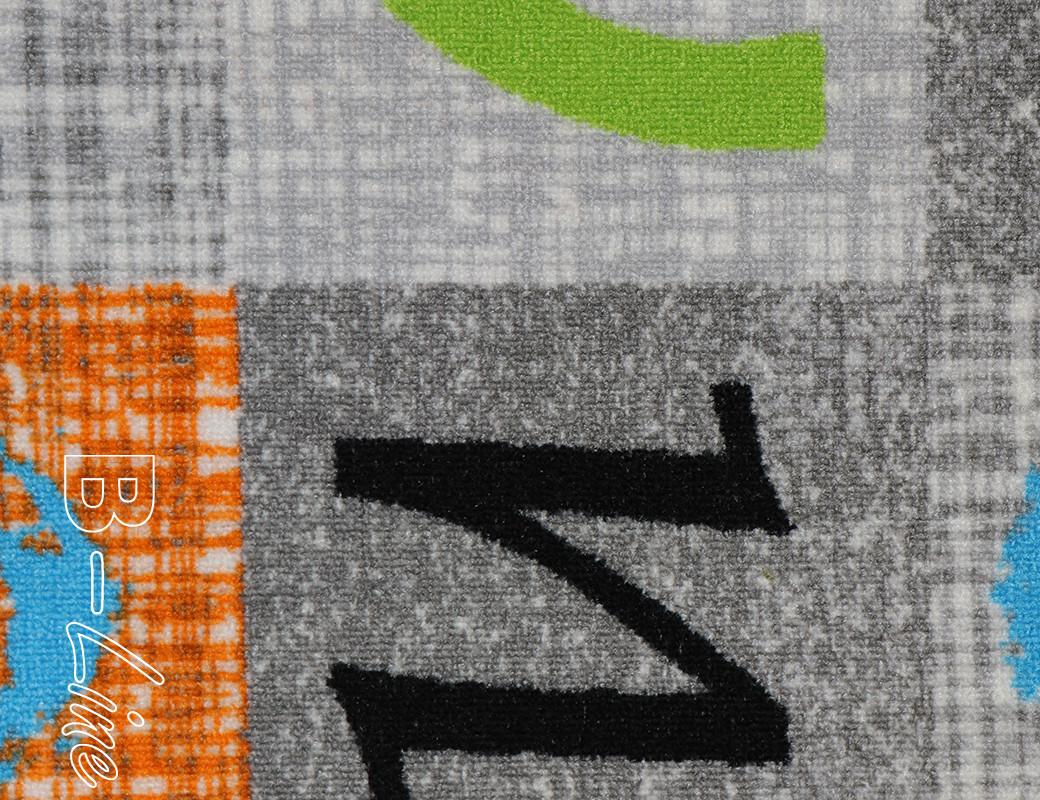 Alphabet 129 vícebravený Šíře role: 4 m