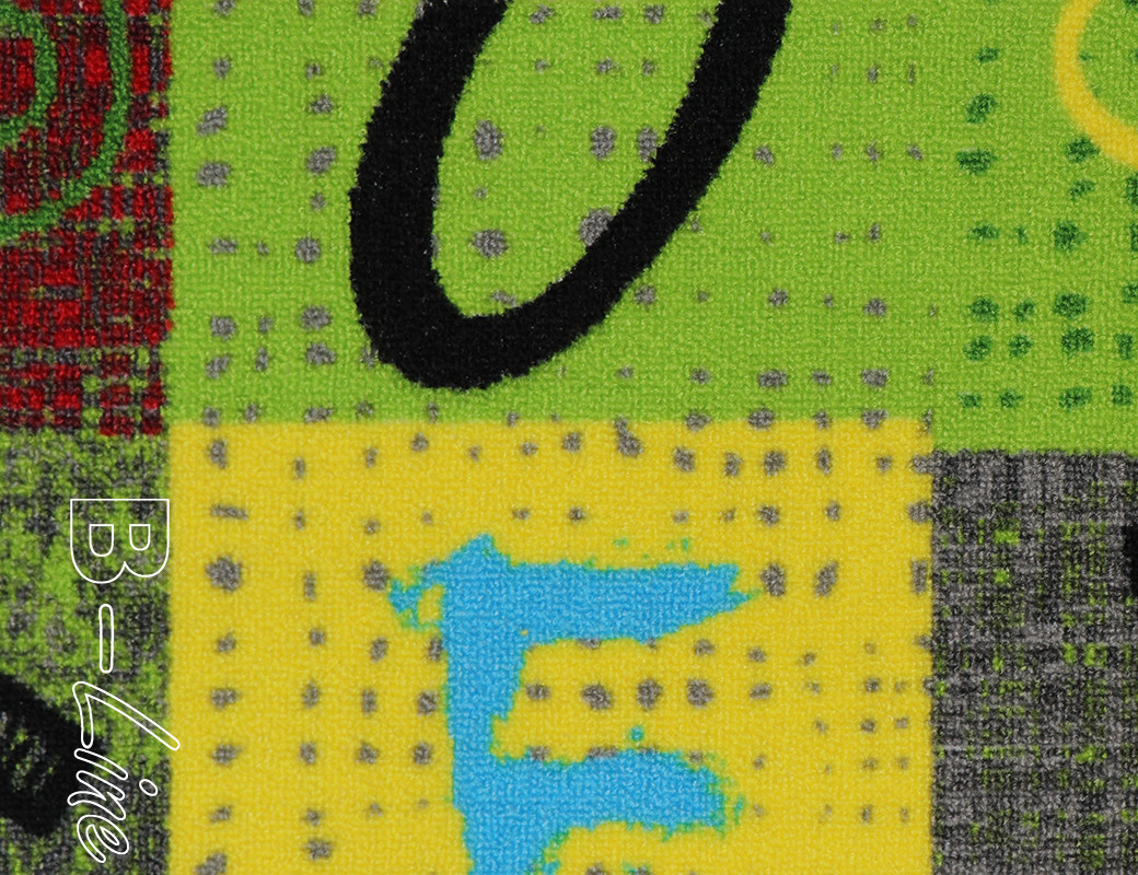 Breno Alphabet 212 Šíře role: 4 m